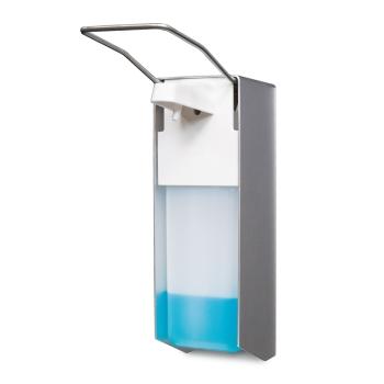 Desinfektionsmittelspender inkl. Flasche - 58,00 Euro netto